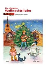 Schott Die schönsten Weihnachtslieder für Gitarre