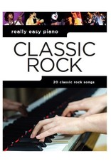 Music Sales Classic Rock - Really Easy Piano