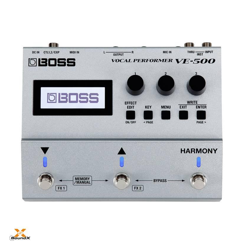 Boss Boss VE-500 Vocal Performer
