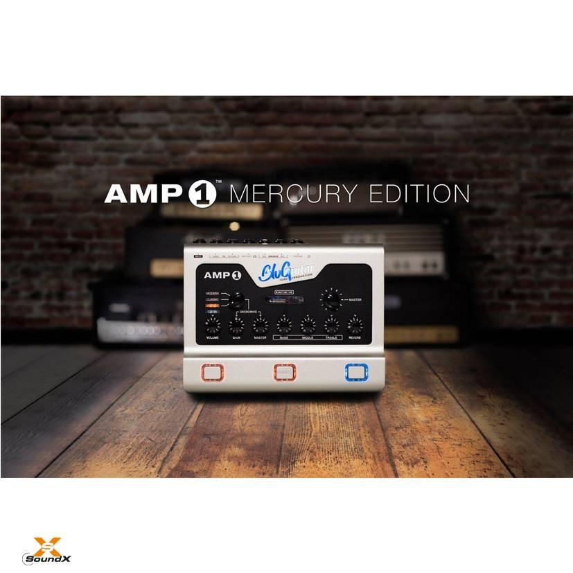 BluGuitar BluGuitar Amp1 Mercury Edition