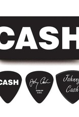 "Dunlop Dunlop Tin Box Johnny Cash ""Bold"""