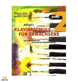 Alfred & KDM Klavierschule für Erwachsene 2