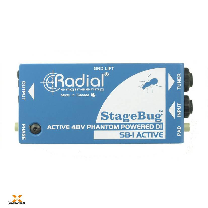 Radial Engineering SB-1 Active
