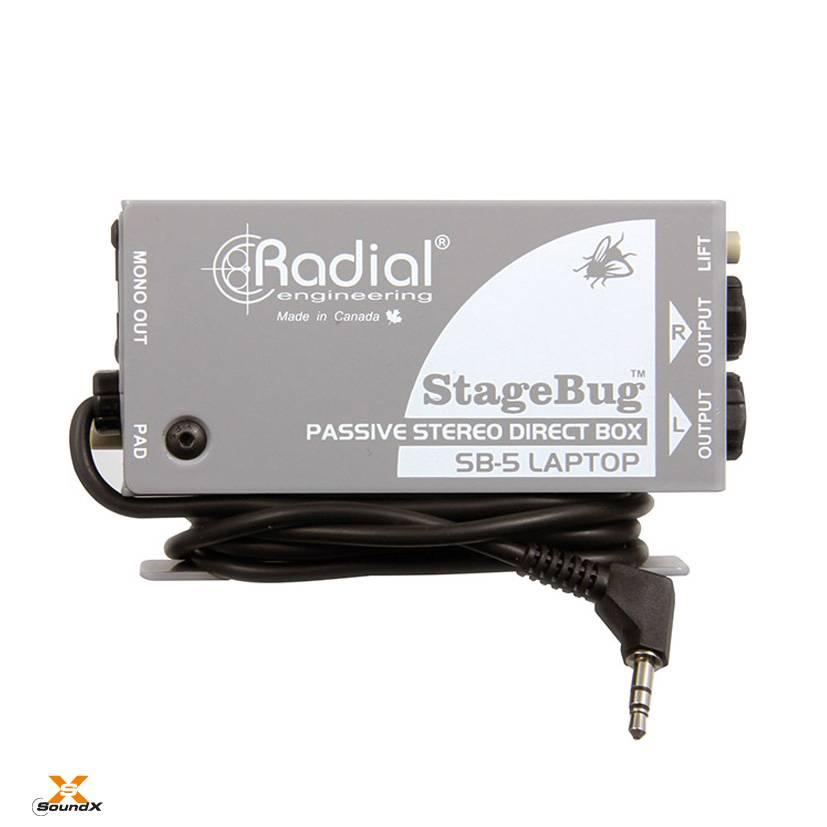 Radial Engineering SB-5 Laptop