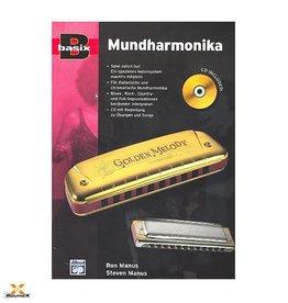 Alfred & KDM Basix Mundharmonika