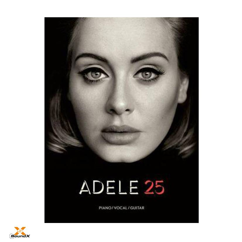 Music Sales Adele - 25