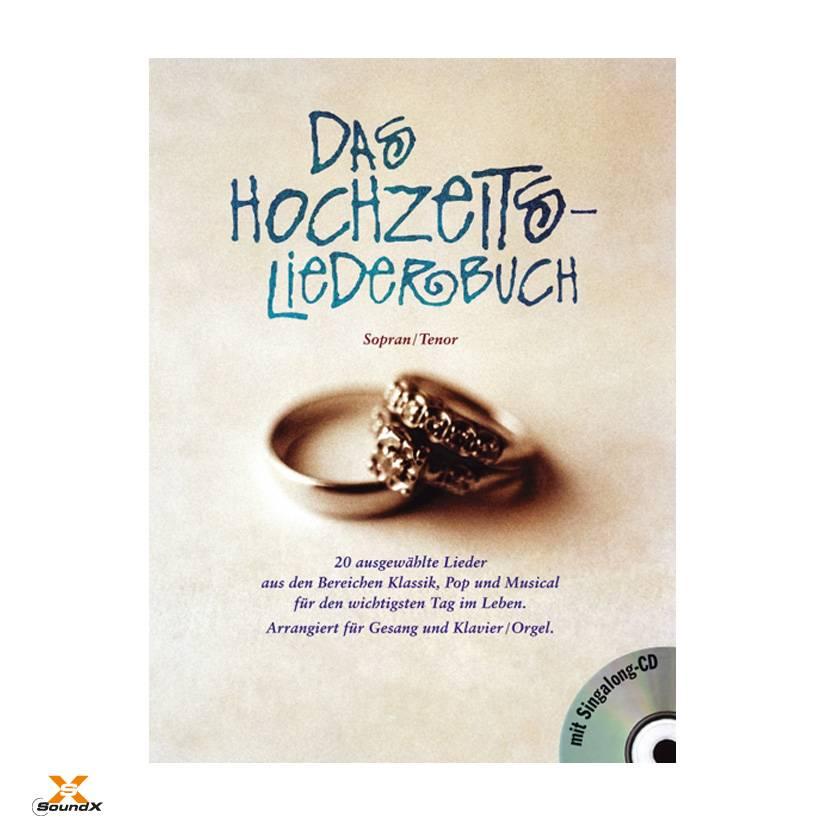 Bosworth Das Hochzeits-Liederbuch