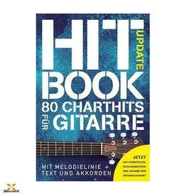 Bosworth Hit Book Update - 80 Charthits für Gitarre