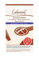 Lakewood Pickguard Seidenmatt