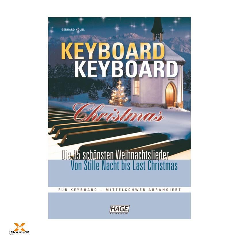 HAGE Keyboard Keyboard Christmas