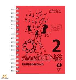 Edition Dux Das Ding Band 2 Kultliederbuch
