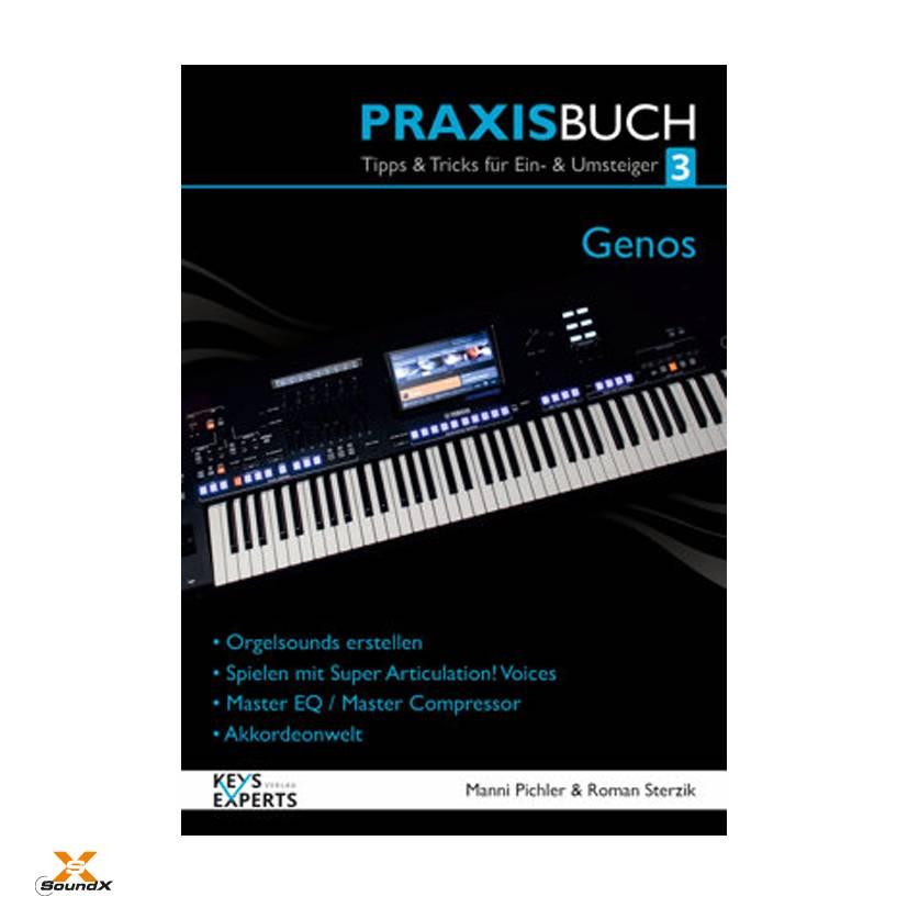 Yamaha Genos Praxisbuch 3