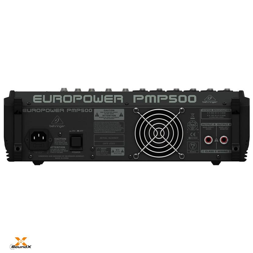 Behringer Behringer Europower PMP500