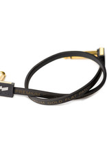 EBS Flat Patch Cable Gold 28cm