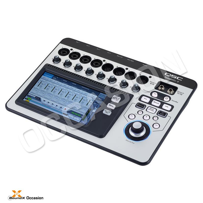QSC QSC TouchMix-8 (Occasion)