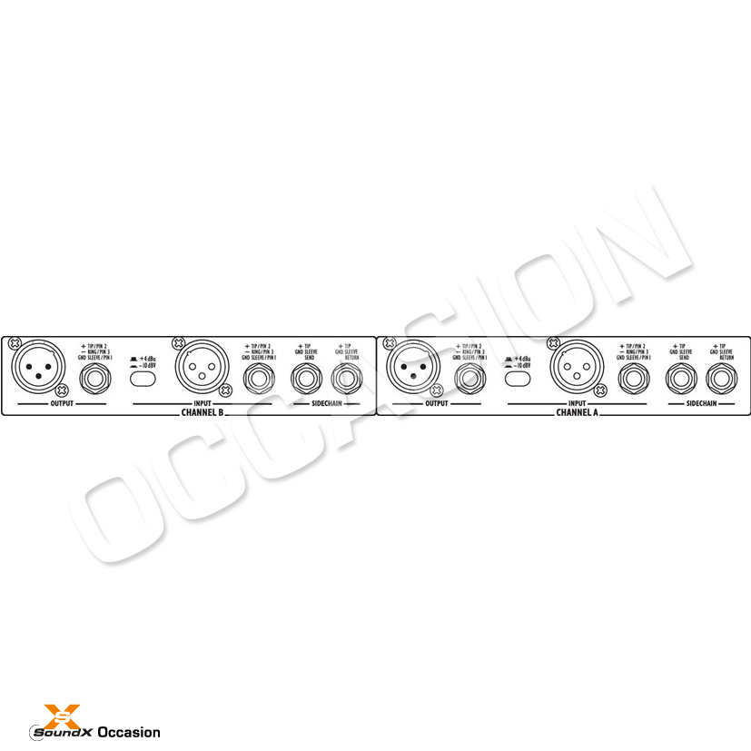 IMG Stage Line IMG Stage Line MCL-204 (Occasion)