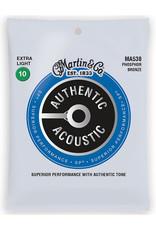 Martin Guitar Martin MA530 Authentic SP Extra Light