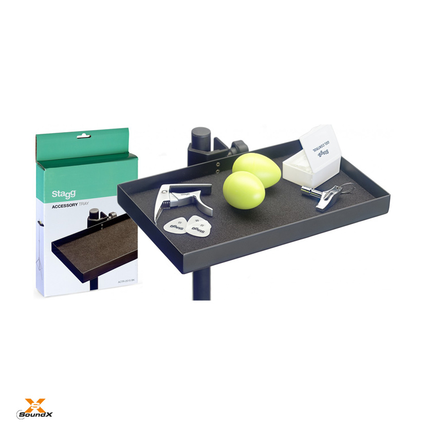 Stagg Stagg Accessory Tray ACTR-2515