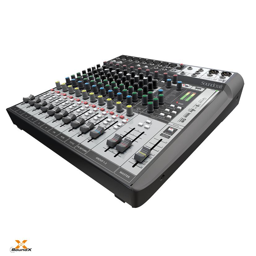Soundcraft Soundcraft Signature 12 MTK