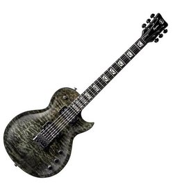 VGS VGS Evertune Eruption Select Jet Black Faded