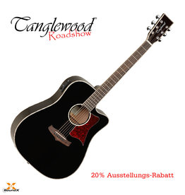 Tanglewood Tanglewood Winterleaf TW5 E BK