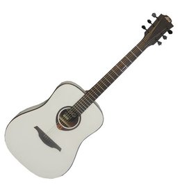 LAG Guitars LAG Tramontane T100D Ivory Stage