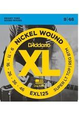 D'Addario D'Addario EXL125