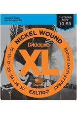 D'Addario D'Addario EXL110-7