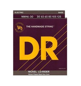 DR Strings DR Strings NMH6-30 6-String