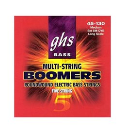 GHS Bass Boomers 5M-DYB 5-String
