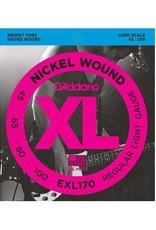 D'Addario D'Addario EXL170 4-String