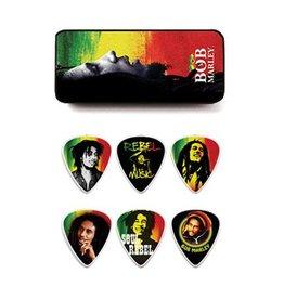 "Dunlop Dunlop Tin Box Bob Marley ""Rasta"" Heavy"