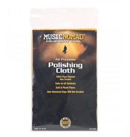 Music Nomad Music Nomad Flannel Polishing Cloth