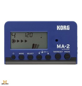 Korg Korg MA-2 Blau-Schwarz