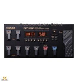 Boss Boss GT-100 Multieffekt und Amp-Modeling