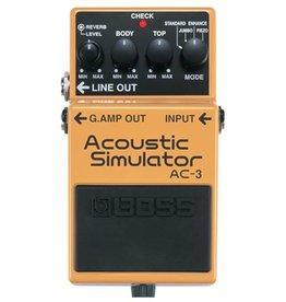 Boss Boss AC-3 Acoustic Simulator