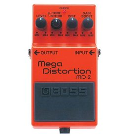 Boss Boss MD-2 Mega Distortion