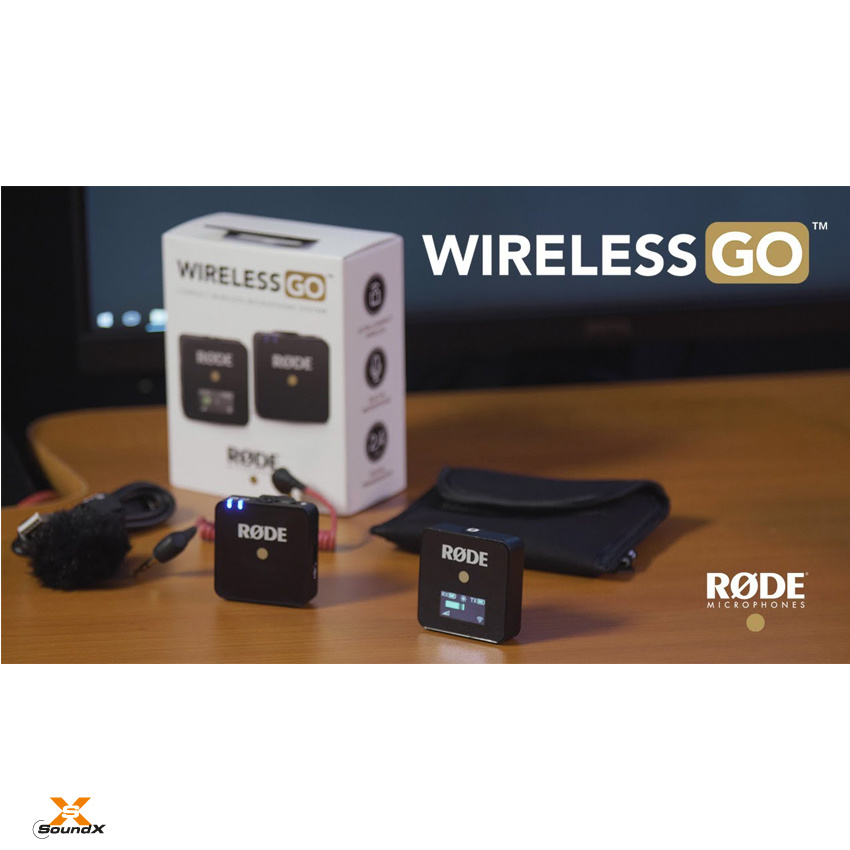 Rode Rode Wireless GO