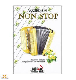 Edition Walter Wild Akkordoen Non Stop