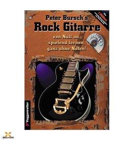 Voggenreiter Peter Bursch's Rock Gitarre (altes Cover)