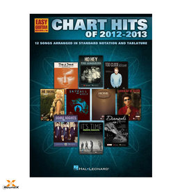 Hal Leonard Chart Hits of 2012-2013