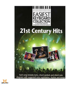 Music Sales Easiest Keyboard Collection - 21st Century Hits