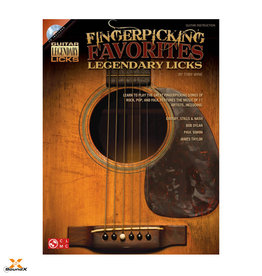 Hal Leonard Fingerpicking Favourites - Legendary Licks