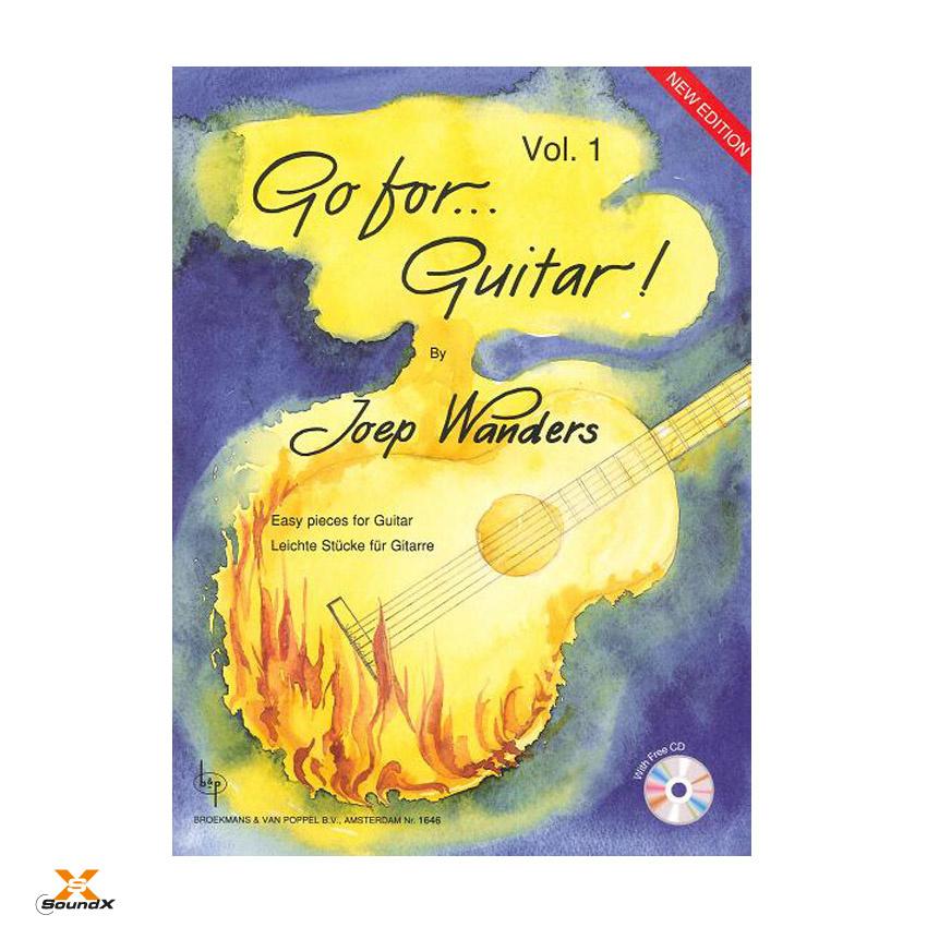 Go for Guitar Vol. 1