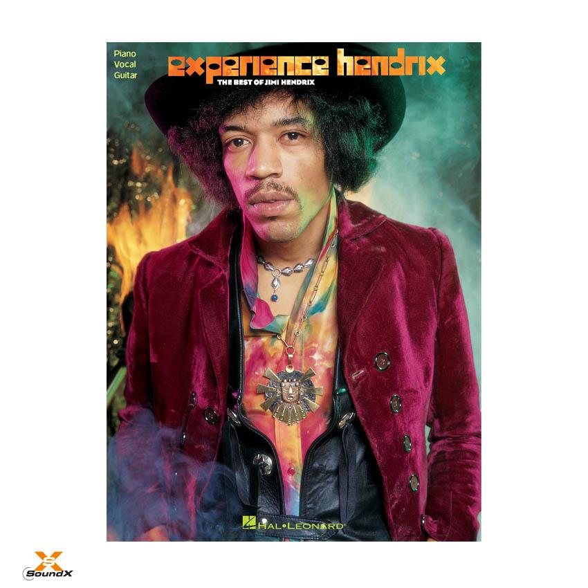 Hal Leonard Experience Hendrix