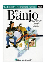 Hal Leonard Play Banjo Today!