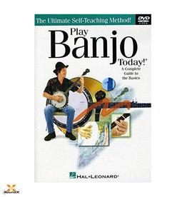 Hal Leonard Play Banjo Today!
