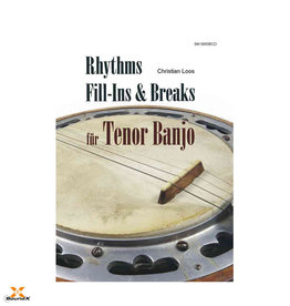 Rhythms Fill-Ins & Breaks für Tenor Banjo