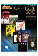 Hal Leonard Top Hits of 2016
