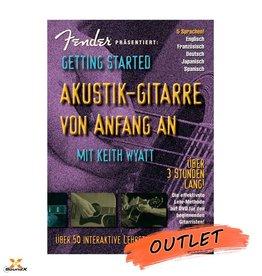Fender Akustik-Gitarre Von Anfang An DVD